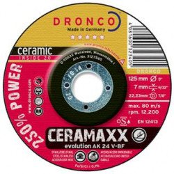 DISCO DESBASTE CERAMAXX 7MM